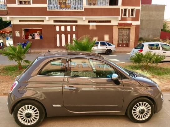 Voiture au Maroc FIAT 500 Lounge 1,2 l - 218336
