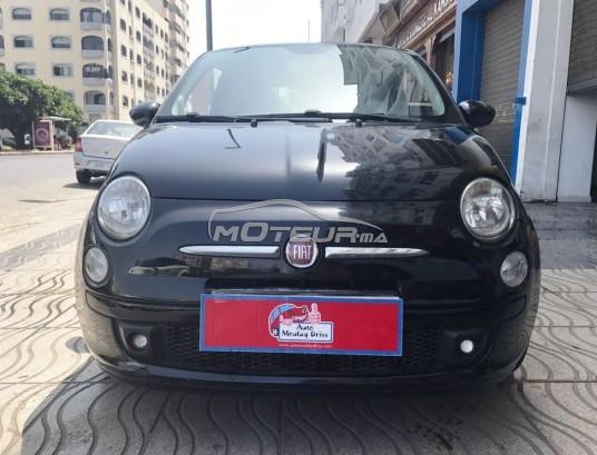 Voiture au Maroc FIAT 500 - 167831