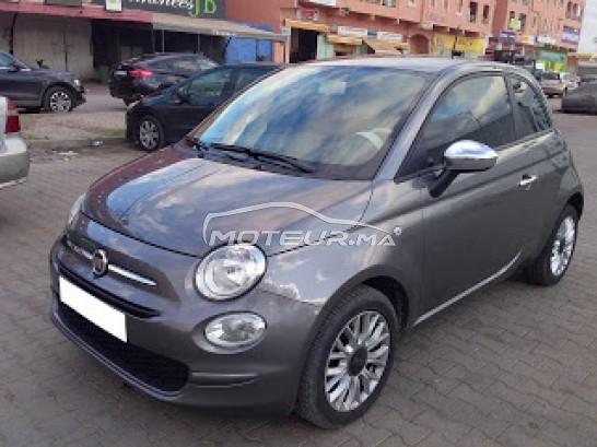 سيارة في المغرب FIAT 500 - 307370