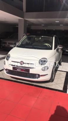FIAT 500c مستعملة