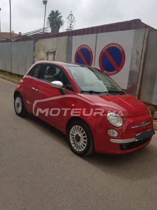Voiture au Maroc FIAT 500 - 228835