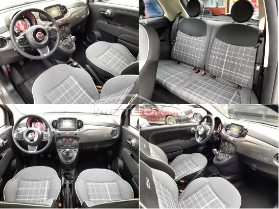FIAT 500 1.2 i lounge+ toutes options occasion 687822