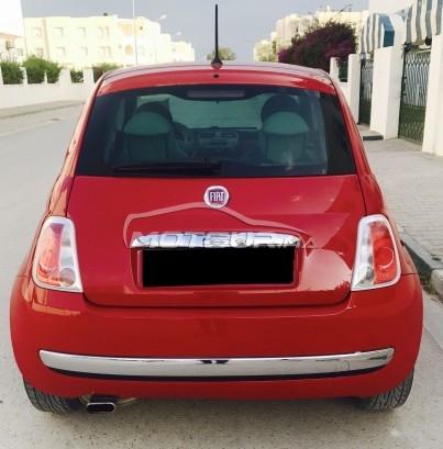 Voiture au Maroc FIAT 500 - 235070