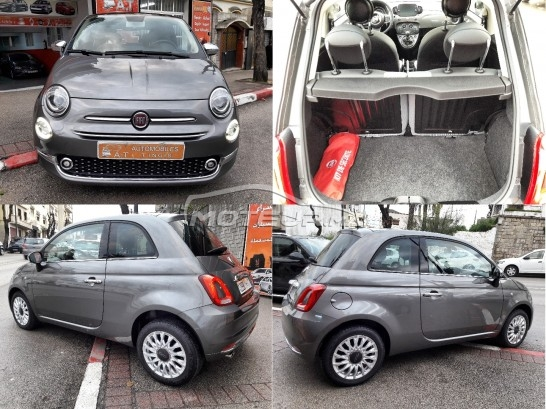 FIAT 500 1.2 i lounge+ toutes options occasion 687821