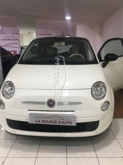 سيارة في المغرب فيات 500 - 236660
