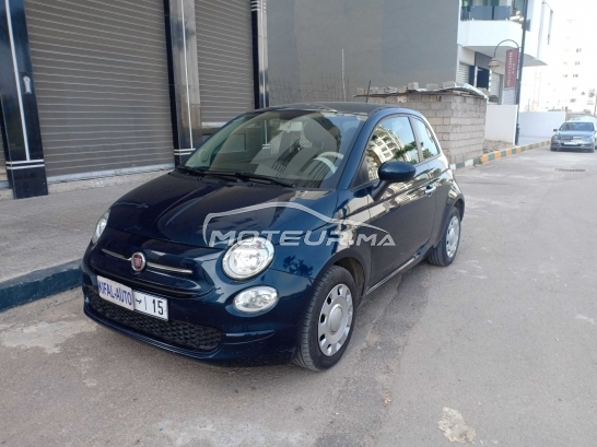 FIAT 500 Pop star bva occasion