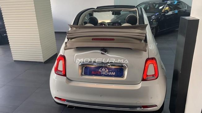 سيارة في المغرب FIAT 500 - 296464