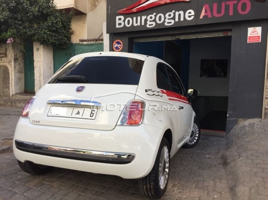FIAT 500 occasion 604161