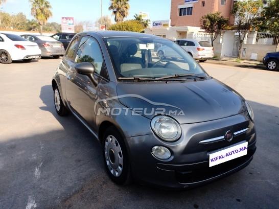 سيارة في المغرب FIAT 500 - 258431