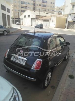 Voiture au Maroc FIAT 500 . - 234614