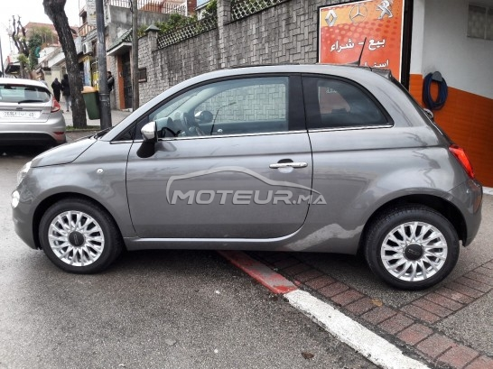 FIAT 500 1.2 i lounge+ toutes options occasion 687825