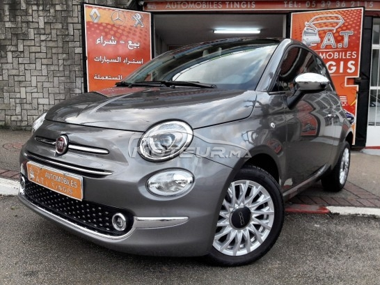 FIAT 500 1.2 i lounge+ toutes options occasion 687827