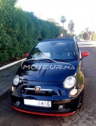 Voiture Fiat 500 2014 à casablanca  Essence  - 8 chevaux