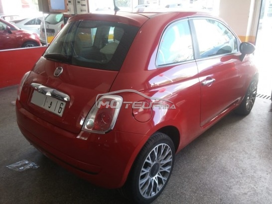 سيارة في المغرب فيات 500 - 222800