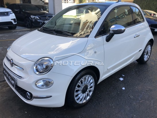 سيارة في المغرب FIAT 500 - 259414