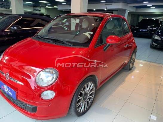 Voiture au Maroc FIAT 500 - 260843