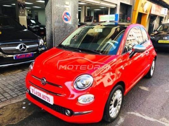 Voiture au Maroc FIAT 500 - 255983