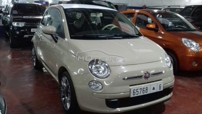 سيارة في المغرب فيات 500 - 223015