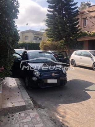Voiture Fiat 500 2016 à casablanca  Essence  - 6 chevaux