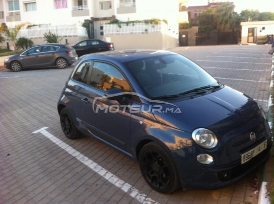 Voiture au Maroc FIAT 500 - 251354