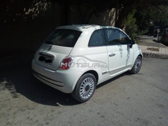 Voiture au Maroc FIAT 500 - 221996