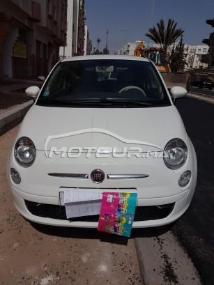 Voiture au Maroc FIAT 500 - 235553