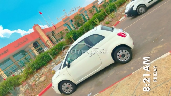 سيارة في المغرب FIAT 500 - 254392