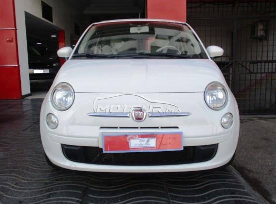 سيارة في المغرب FIAT 500 - 267301