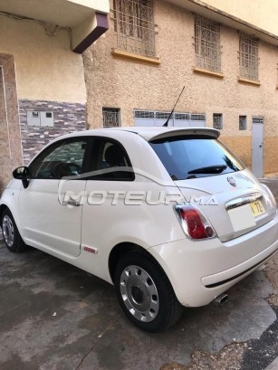 Voiture au Maroc FIAT 500 - 251683