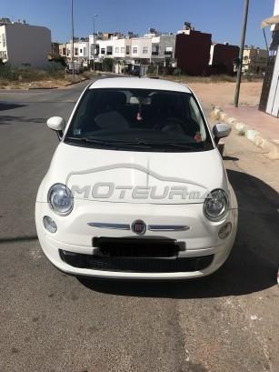 Voiture au Maroc FIAT 500 - 222909