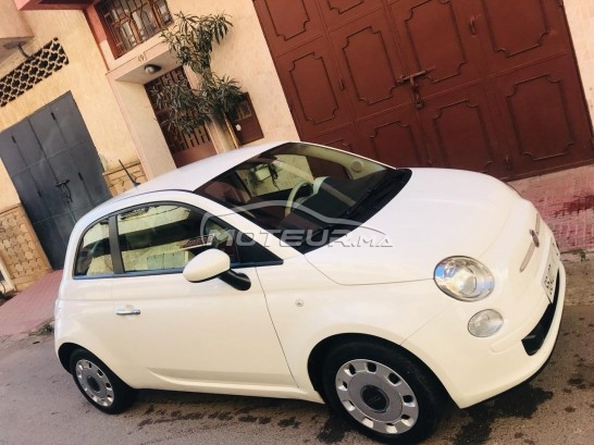 Voiture au Maroc FIAT 500 - 250833