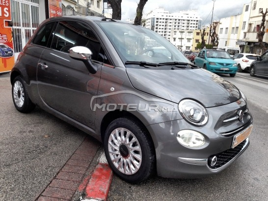 FIAT 500 1.2 i lounge+ toutes options occasion 687819