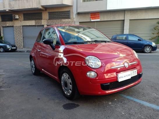 سيارة في المغرب FIAT 500 Pop - 278257
