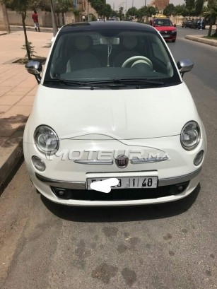 سيارة في المغرب FIAT 500 - 226599