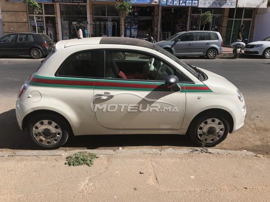 Voiture au Maroc FIAT 500 - 235463