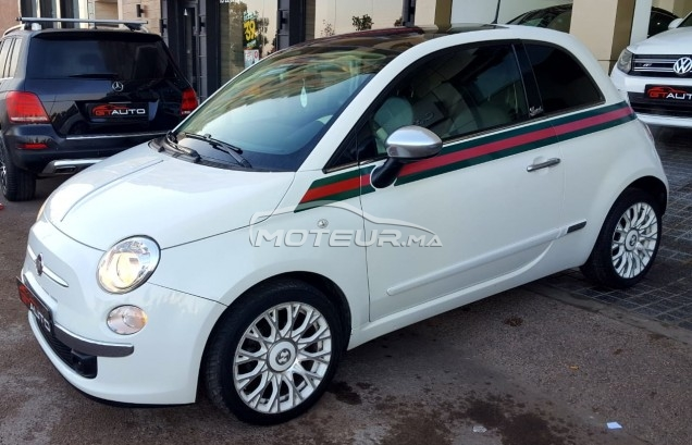 Voiture au Maroc FIAT 500 Gucci - 250263