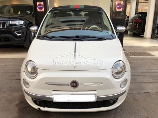 FIAT 500c Edition gucci occasion 1063022