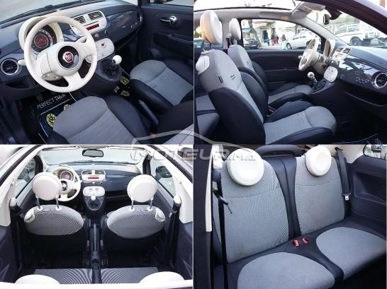 FIAT 500c Cabriolet 1,2l occasion 685649