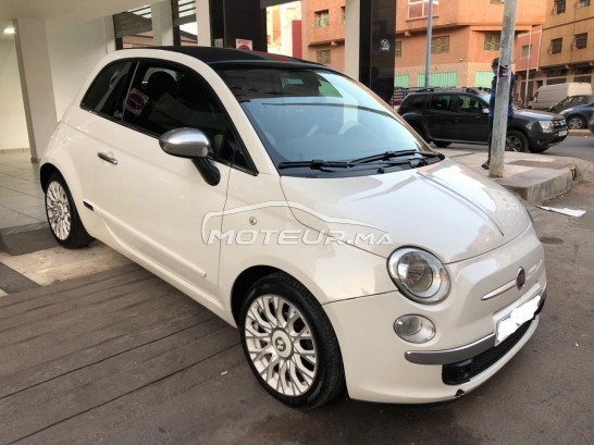 FIAT 500c Edition gucci occasion 1063024