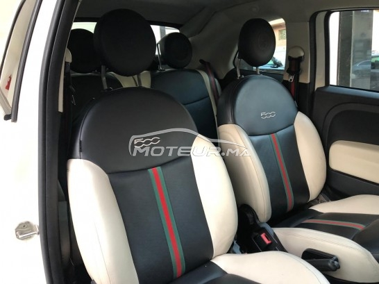 FIAT 500c Edition gucci occasion 1063020