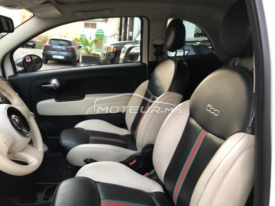 FIAT 500c Edition gucci occasion 1063017