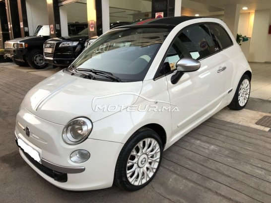 FIAT 500c Edition gucci occasion 1063025