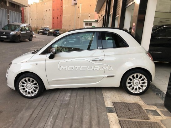 FIAT 500c Edition gucci occasion 1063023