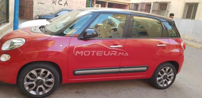 Voiture au Maroc FIAT 500l - 232289