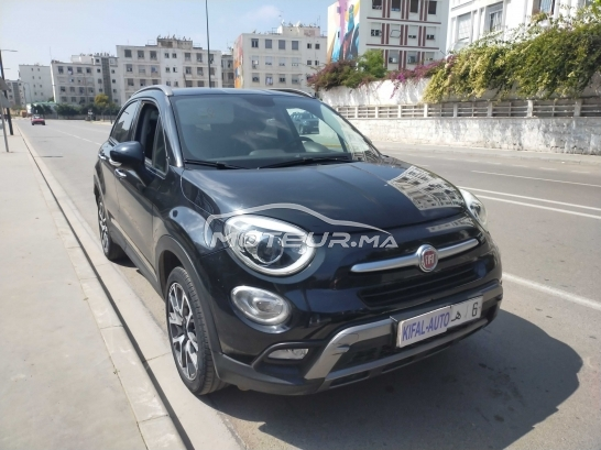 FIAT 500x 2.0 multijet 16v cross+ 4x4 bva occasion