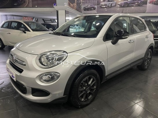 FIAT 500x Cross occasion