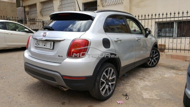 fiat 500x 2016 diesel 180508 occasion casablanca maroc. Black Bedroom Furniture Sets. Home Design Ideas