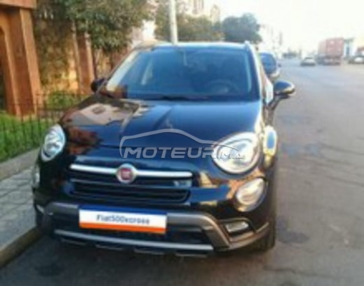 FIAT 500x Cross plus 1.6 multijet occasion 665695