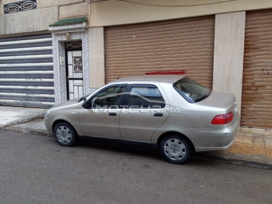 Voiture au Maroc FIAT Albea - 251488
