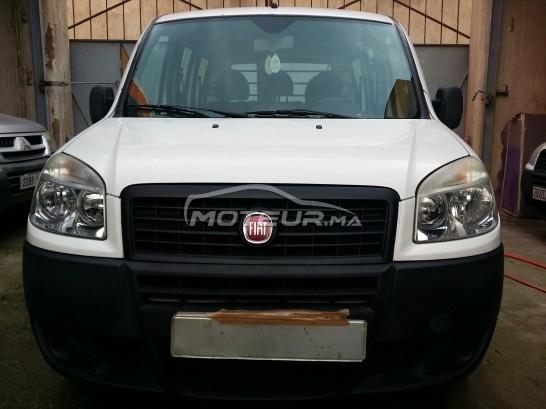 سيارة في المغرب FIAT Doblo - 252863
